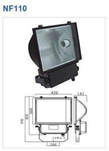400 watt high pressure sodium flood lights wiring diagram